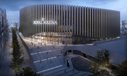 Royal Arena Copenhagen Building: 3XN