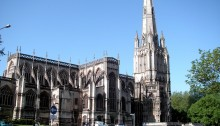 St Mary Redcliffe Church