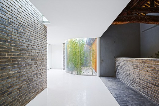 Hutong Tea House by ARCHSTUDIO architects