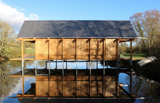 The Fishing Hut, Hampshire