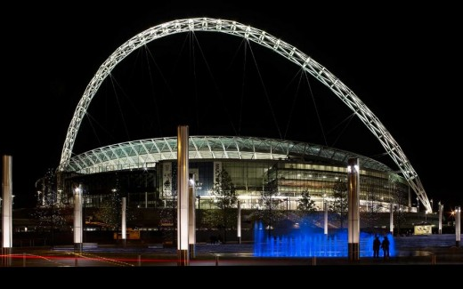 Wembley Stadium Building