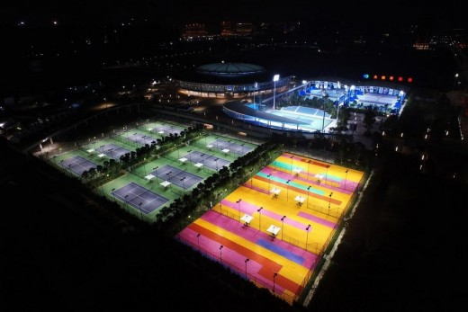Zhuhai Hengqin International Tennis Centre