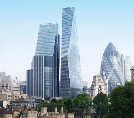 1 Undershaft Tower London by Avery