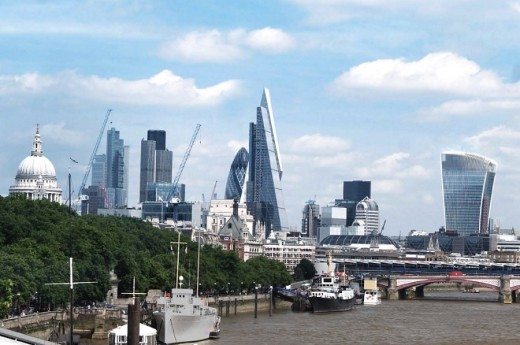1 Undershaft Tower by Avery