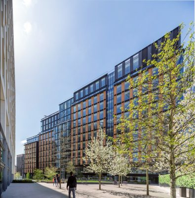 6 Pancras Square Kings Cross Central