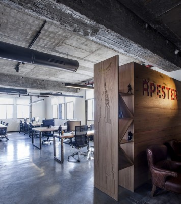 Apester Co-Cycles Offices