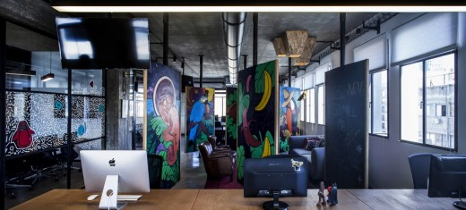 Apester Co-Cycles Offices Tel Aviv