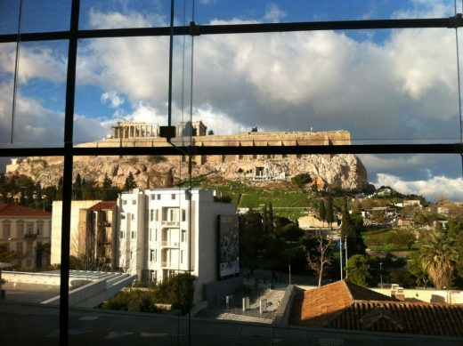 Athens Architecture Walking Tours