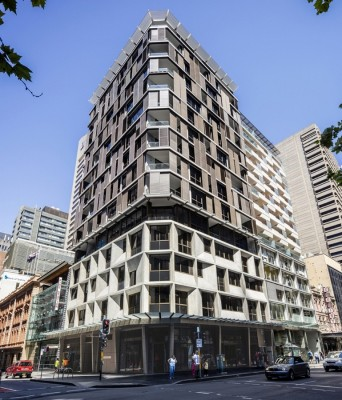 The Castlereagh Apartments - Architecture News 2015