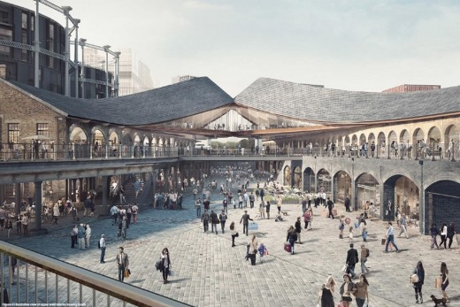 Coal Drops Yard King's Cross