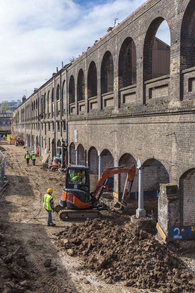 coal drops yard t040716 4 - Coal Drops Yard history in photos