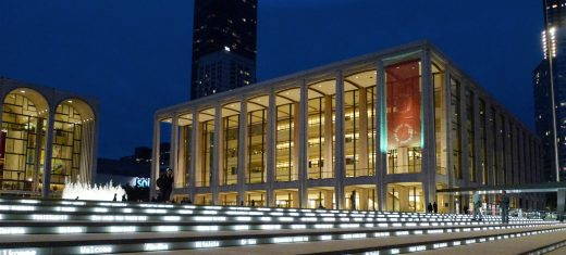 David Geffen hall New York