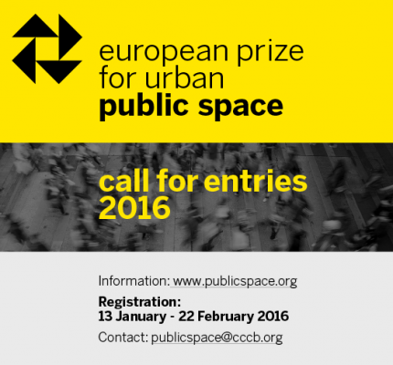 European Prize for Urban Public Space