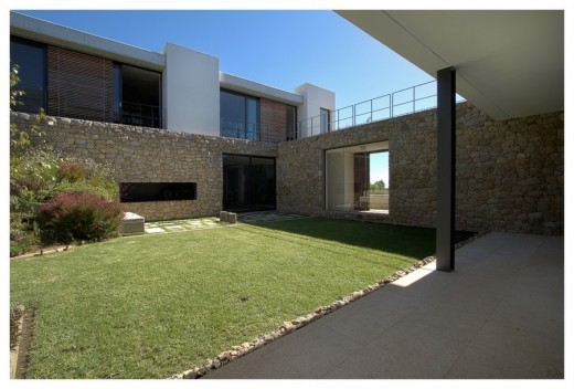 Hillside House South Africa by GASS Architecture Studios