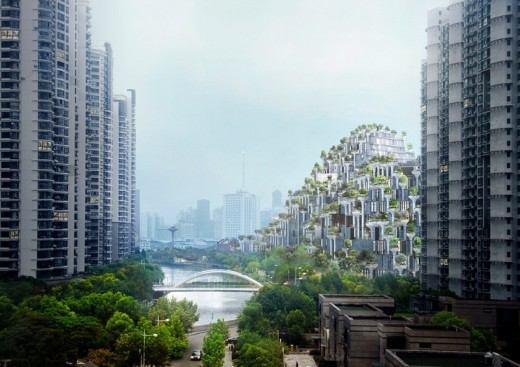 Moganshan Shanghai Art District by Heatherwick Studio