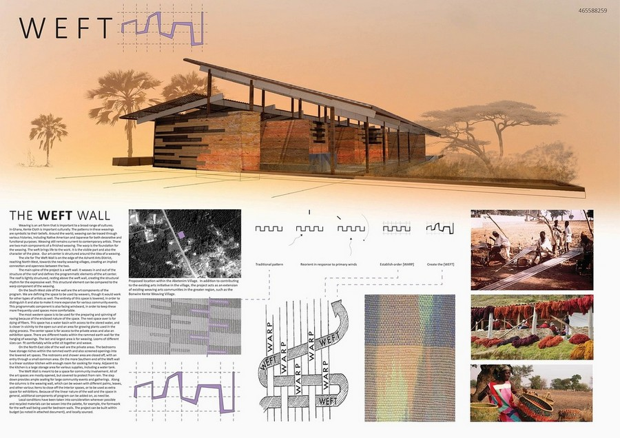 Mud house design competition 3rd prize c1 e architect for Architecture house design competitions