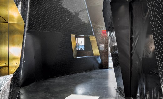 National Sawdust Brooklyn Building interior