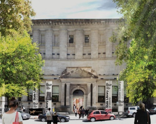 State Library of Victoria Vision 2020 Redevelopment