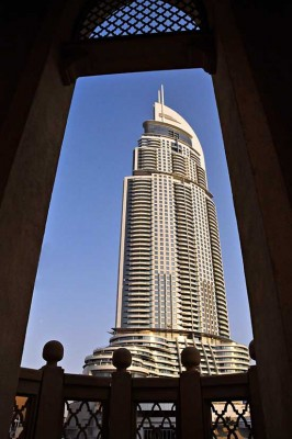 The Address Dubai tower Building