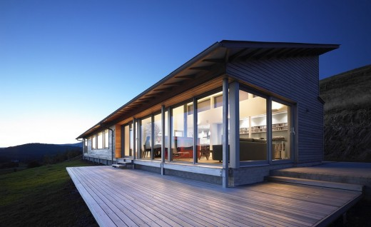 The Houl, residential building in Scotland