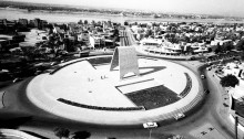 Rifat Chadirji: The Unknown Soldier Monument, Baghdad