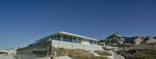 University Buildings at Europa Point