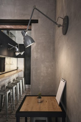 Unto Restaurant Palermo Refurbishment