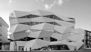 Vodafone Building on Porto Architecture Tour