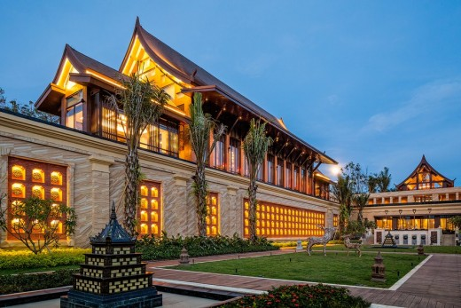 Yunnan Building design by OAD architects