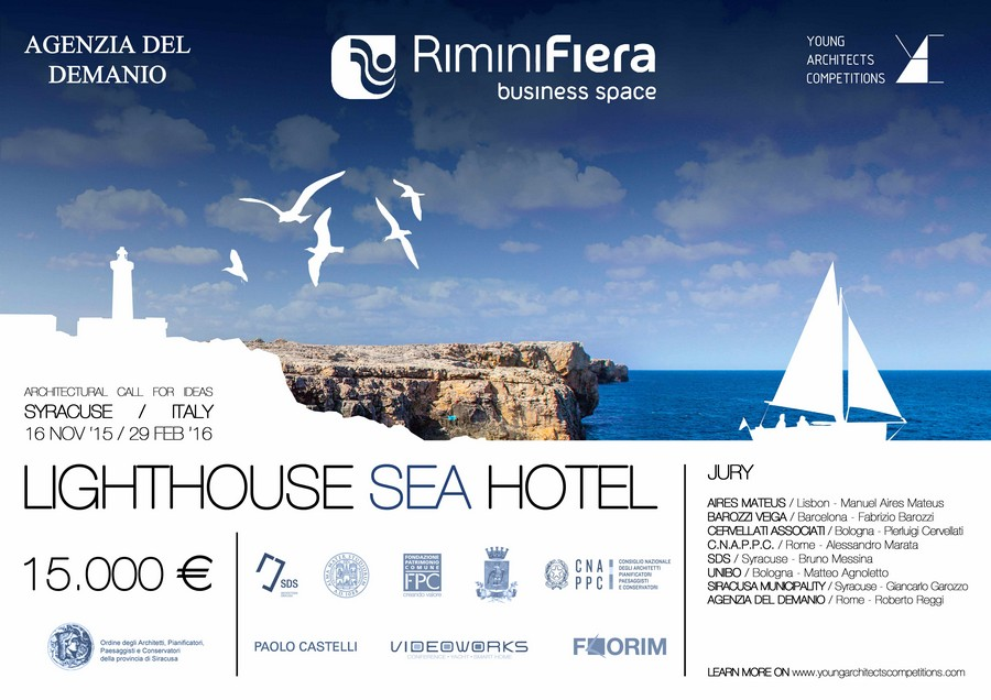 Lighthouse sea hotel competition 2015 e architect for Architecture house design competitions