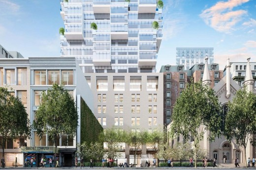 West 29th Street Building by Safdie Architects