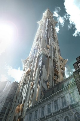 NYC Luxury Residential Building design by Mark Foster Gage Architects