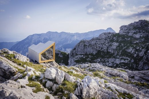 Alpine Shelter by OFIS