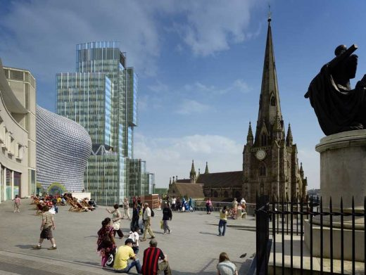 Digbeth Building Design - Birmingham architecture news