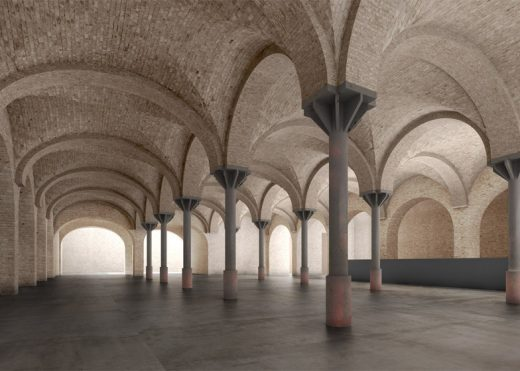 Botzow Brewery by David Chipperfield