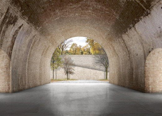 Botzow Brewery by Architect David Chipperfield