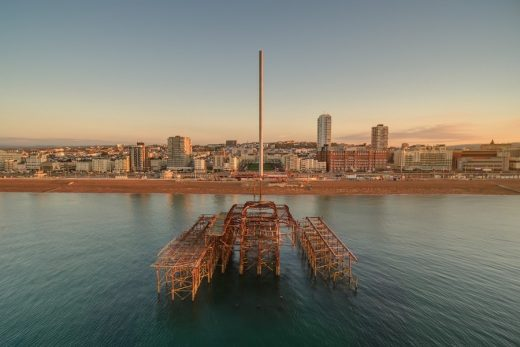 Brighton i360 by Marks Barfield architects