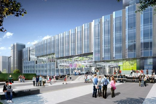 Copperas Hill Competition Liverpool John Moores University