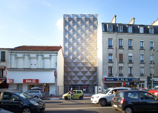 Dance School by Lankry Architectes