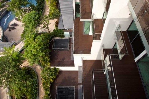 Duchess Residence in Singapore by MKPL Architects