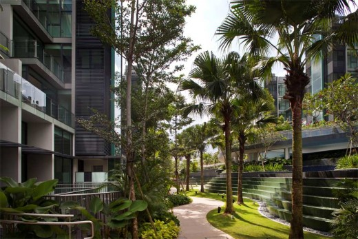 Duchess Residence Singapore by MKPL Architects