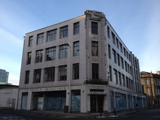 Dundee Art Deco Building