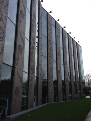 Dundee University building