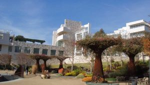 Getty Center building Los Angeles museum