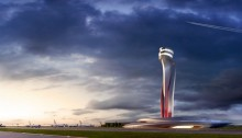 Istanbul Airport New Traffic Control Tower