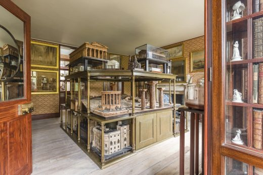 Sir John Soane's Museum in London