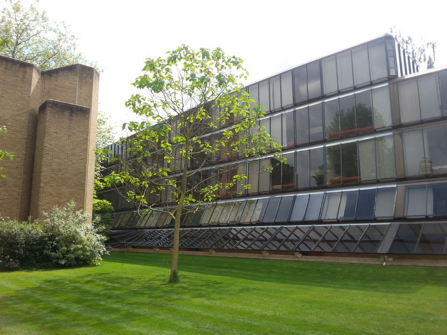Modern Architecture Oxford oxford architecture tours: walking guide - e-architect