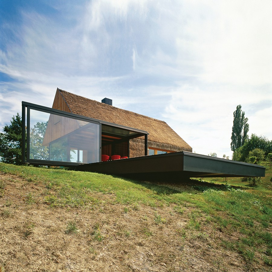 Zagorje cottage kumrovec croatia house e architect for Definition of a cottage house