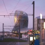 La Cité du Vin in Bordeaux building design