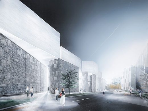 Latvia Museum of Contemporary Art Architecture Competition Concept by wHY, OUTOFBOX Architecture and ALPS